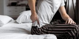 Welche Matratze ist die beste bei Rückenschmerzen?