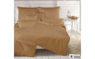 Dormabell Uni Satin Bettwäsche beige