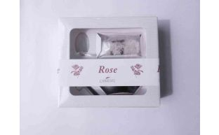 Badesalz LaNature Rose