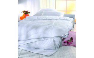 Kombi-Faser-Bettdecke Sympathica Vision Wärmebereich 1, 3 und 5